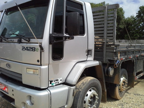 Ford 2428 - 2010 - Chassis - 8x2 - Direcional - R$ 90.000,00