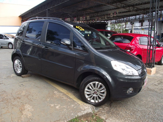 Fiat Idea 1.4 Attractive Flex Completinha Novíssima 2013