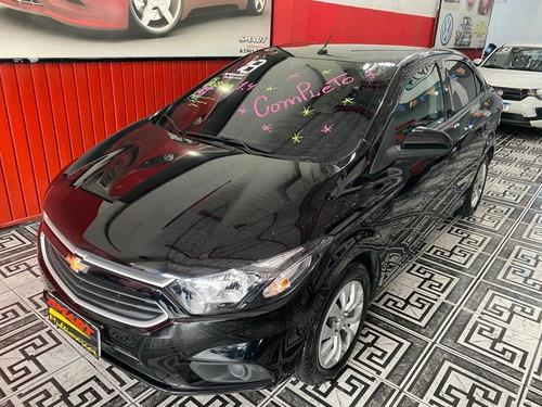 Chevrolet Prisma 1.4 Lt Spe/4 2017/2018 Preto