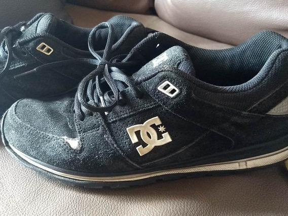 Zapatos Dc Shoes Usados Originales Talla 9 Us 42 Eur 10vrds