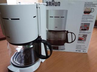 Cafetera Braun Aromaster Kf 400 Para 10 Tazas