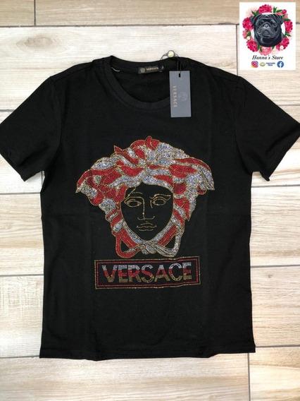 Playera Versace De Hombre