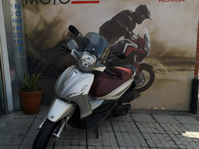 Piaggio Beverly Sport Touring Gris 2014