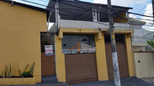Casa Terrea Com 01 Dorm E Duas Garagens - Ca0941