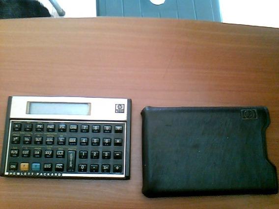 Hp12c Calculadora Financiera Sin Baterías (15usd)