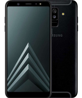 Samsung Galaxy A6+ 32 Gb Cam 24mp Negro 680 Mil E Inmediata