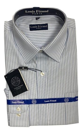 Camisas De Rayas Louis Feraud Manga Larga 102393