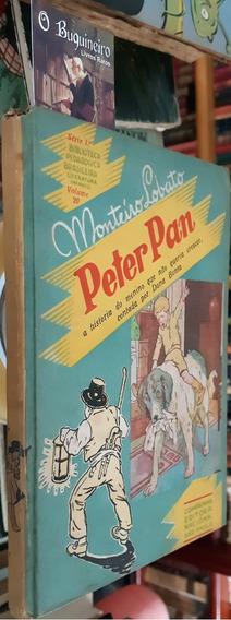 Peter Pan - Monteiro Lobato - 1944
