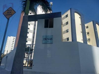 Apartamento A Venda No Edifício Dunas. - Ap1449