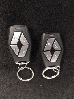 Control De Alarma Original Renault