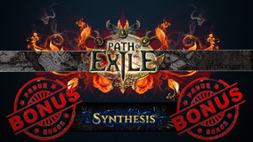 Path Of Exile Liga Synthesis X300 Chaos Orb+ Bônus 50 Chaos