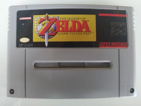 The Legend Of Zelda Português Repro Placa Origina Salva Snes