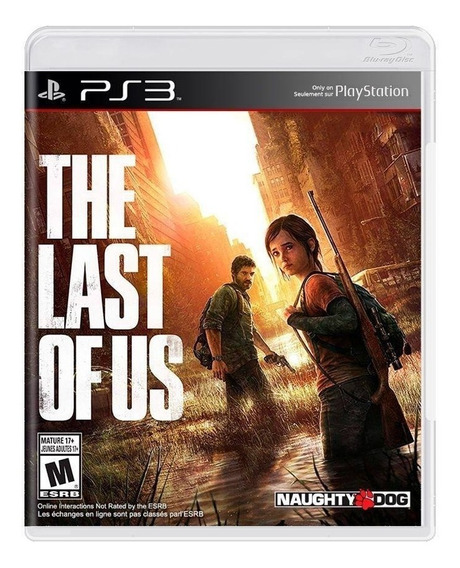 The Last Of Us - Ps3 - Novo - Midia Fisica - Lacrado