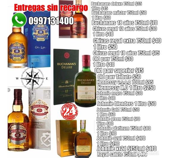 Whisky De Venta Guayaquil, Hago Envíos