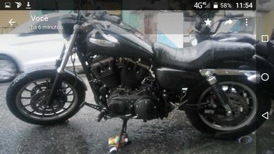 Harley Davidson Sportster Xl883 R