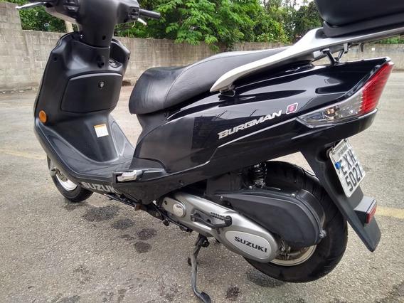 Suzuki Burgman 125 I Injeção