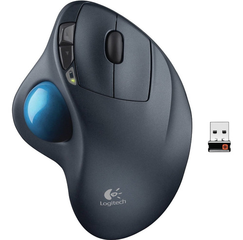 Mouse Logitech Inalámbrica Trackball M570 + Obsequio