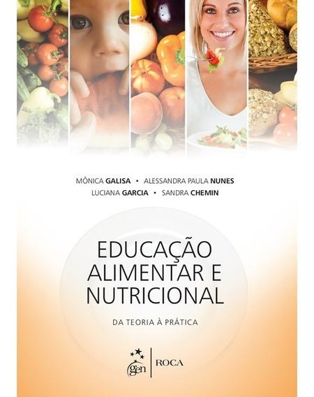 Livro - Educação Alimentar E Nutricional - Da Teoria À