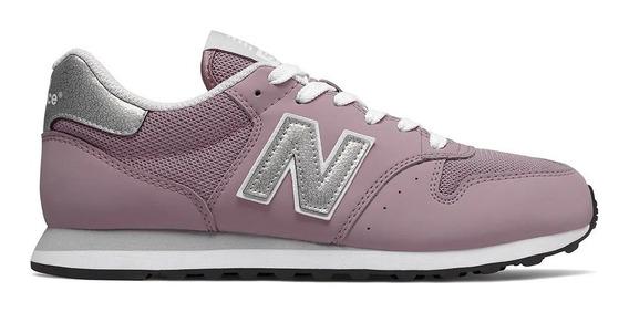 Tênis New Balance 500 - Casual Feminino Rosa