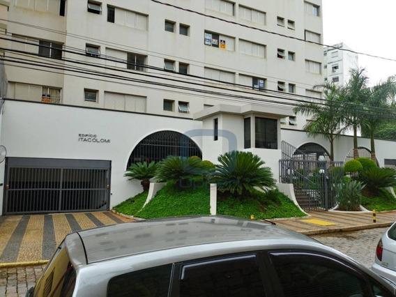 Kitnet Com 1 Dormitório Para Alugar, 44 M² Por R$ 750/mês - Centro - Campinas/sp - Kn0102