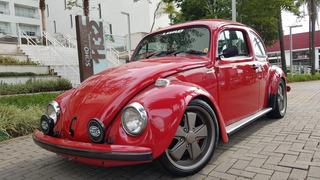 Fusca Itamar Vermelho 96 Motor 1.7 Turbo!!!