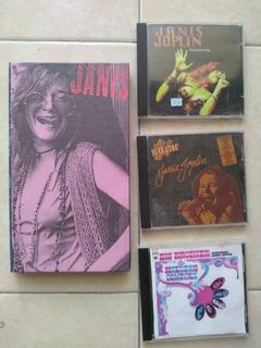 Colección Janis Joplin 7 Cds