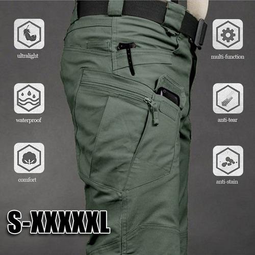 Pantalones Tacticos Para Hombres Pantalones Carga Militares Mercado Libre