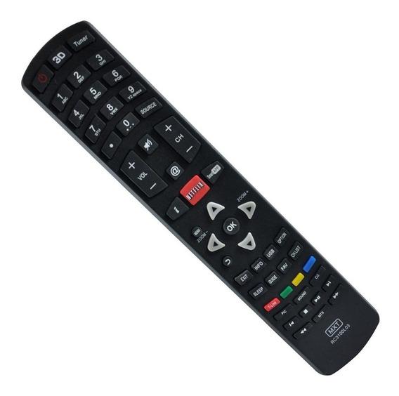 Controle Tv Philco Smart 3d Rc3100l03 Netflix Novo