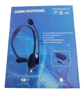 Auricular Gaming Ps4
