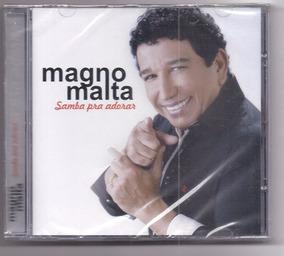 Magno Malta - Samba Pra Adorar - Cd Gospel