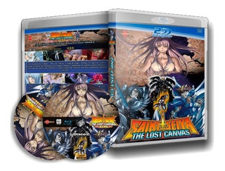 Cavaleiros Do Zodiaco - Lost Canvas Completo Blu-ray Dublado