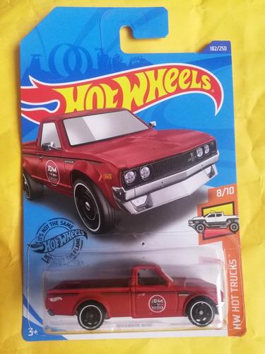 Imagen 1 de 1 de Datsun 1500 Hot Wheels 1/64 Nuevo Sellado
