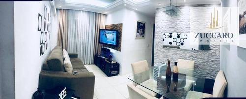 Apartamento Residencial À Venda, Ponte Grande, Guarulhos. - Ap12346
