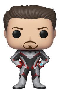 Figura Muñeco Funko Pop Avengers Endgame Tony Stark 449