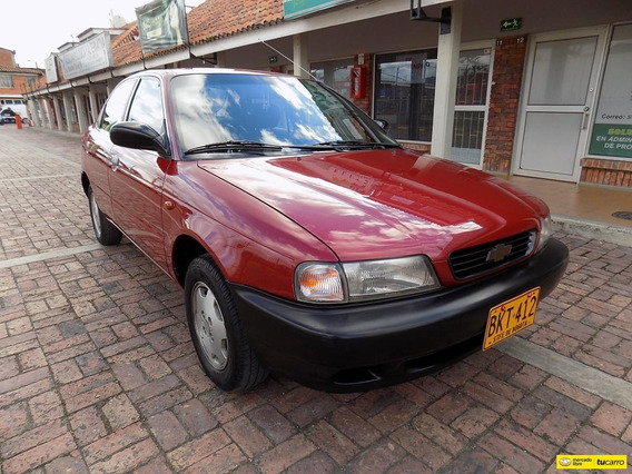 Chevrolet Esteem 1.3cc Mt Aa