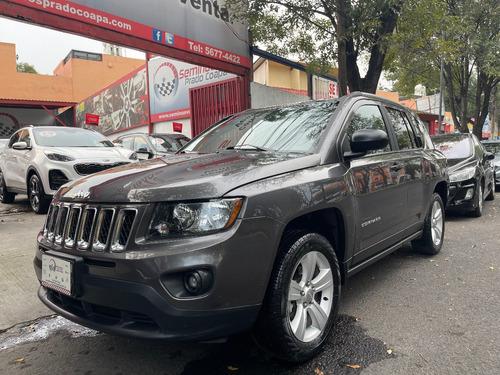 Imagen 1 de 14 de Jeep Compass 2016 Unico Dueño Factura Original Piel Impecabl