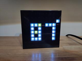 Parlante Portátil Smart Bluetooth Divoom Aurabox Led Rgb