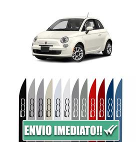 Friso Lateral Para Fiat 500