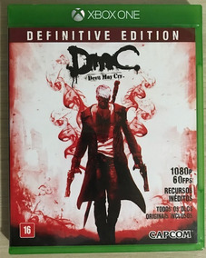 Devil May Cry Definitive Edition Xbox One (mídia Física)