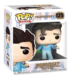 Figura Funko Pop Rocks Morrissey 40091
