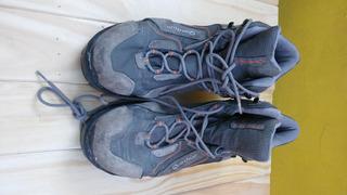 Vendo 1 Par De Botas Quechua Forclaz 500 Ii Sh Para Trekking