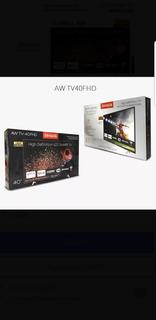 Pantalla Aiwa 40 Smart Tv Aw Tv40