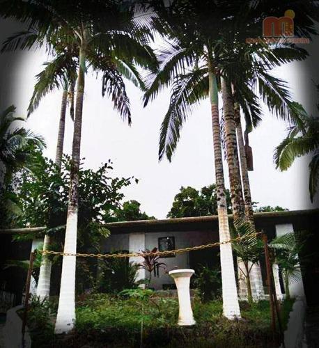 Imagem 1 de 13 de Chácara Em Itanhaém - Ch0178