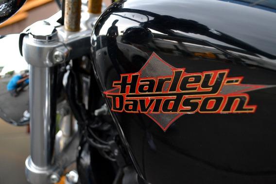 Impresionante Seventy Two 1200cc Harley Davidson Sportster