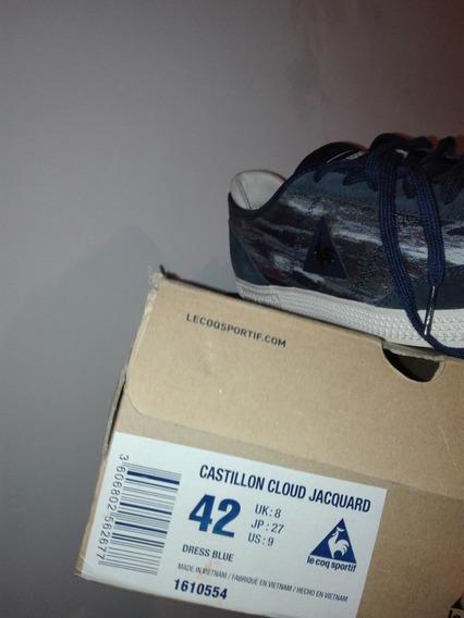 Zapatillas Lecop Sportif Lona T 42 Oportunidad
