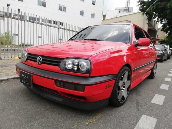 Volkswagen Golf Gti Muchos Extras, Exelente Estado