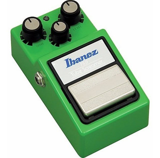 Ibanez Tube Screamer Ts9 Pedal Overdrive Made In Japan