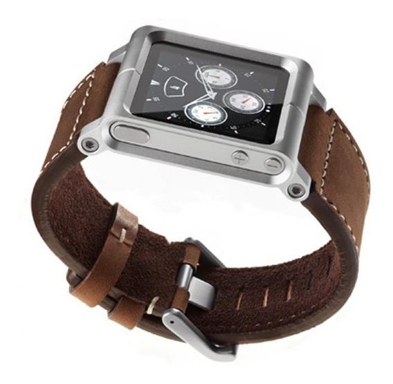Pulseira Relógio Lunatik Chicago Para iPod Nano 6ª Geração