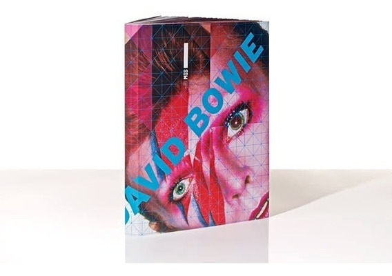 Livro Catálogo Da Exposição Do Mis David Bowie Raro Lacrado