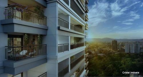 Imagem 1 de 21 de Apartamento Para Venda, 3 Dormitórios, Perdizes - São Paulo - 20943